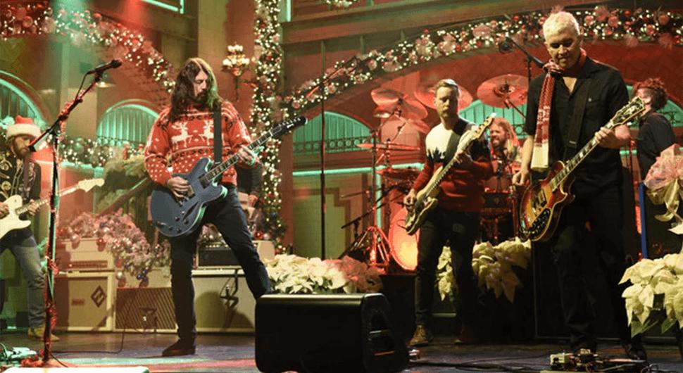 Foo Fighters Saturday Night Live Konuğu Olacak