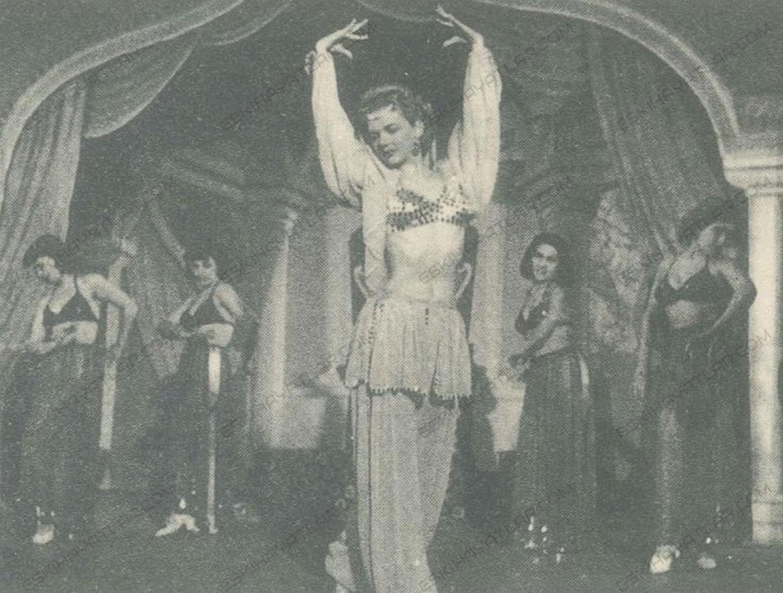 İLK TÜRK KORKU FILMI; DRAKULA İSTANBUL'DA (1952)