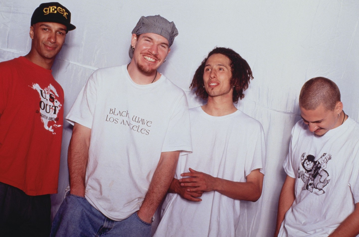 RAGE AGAINST THE MACHINE GRUBUNUN ISIM HIKAYESI