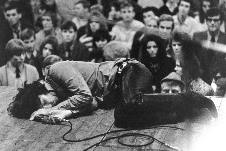 JIM MORRISON'UN VEDASI: THE END (1967, THE DOORS)